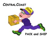 Central Coast Pack and Ship, Watsonville CA